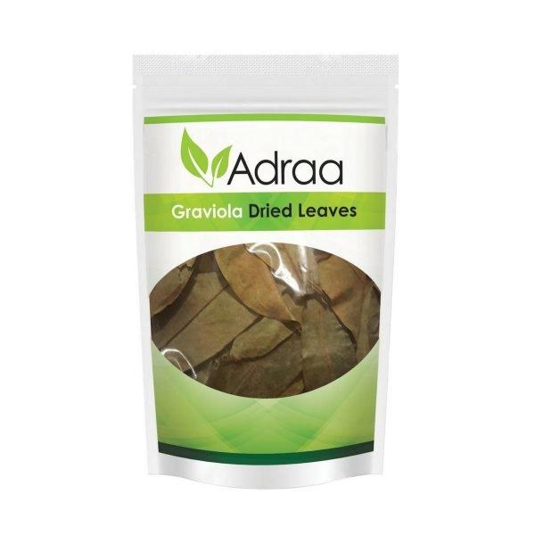 Daun Kering Durian Belanda Adraa(1 Beg)