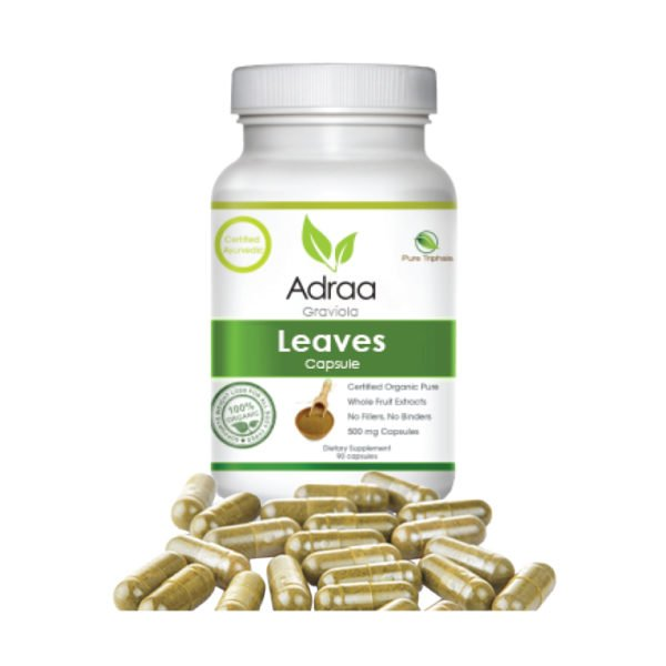 Adraa Soursop Leaves Capsule