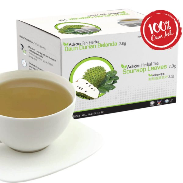 Adraa Soursop Herbal Tea